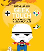 JapanTouch HARU et GeekTouch 2016