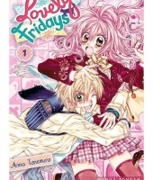 Lovely Fridays volume 1 d'Arina Tanemura
