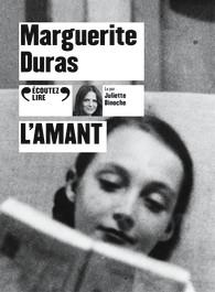 l'amant lu par Juliette Binoche